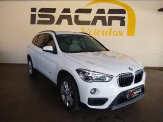 Veículo: BMW - X1 - 2.0 16V TURBO ACTIVEFLEX SDRIVE20I 4P AUTOMÁTICO em Sertãozinho
