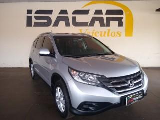 Veículo: Honda - CRV - 2.0 LX 4X2 16V FLEX 4P AUTOMÁTICO em Sertãozinho