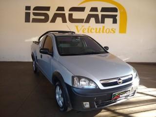 Veículo: Chevrolet (GM) - Montana - 1.4 MPFI CONQUEST CS 8V FLEX 2P MANUAL em Sertãozinho