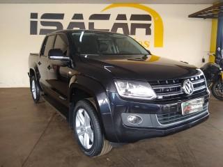 Veículo: Volkswagen - Amarok - 2.0 HIGHLINE 4X4 CD 16V TURBO INTERCOOLER DIESEL 4P AUTOMÁTICO em Sertãozinho