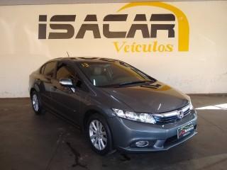 Veículo: Honda - Civic - 1.8 LXL 16V FLEX 4P AUTOMÁTICO em Sertãozinho