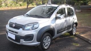 Veículo: Fiat - Uno - Way 1.3 em Ribeirão Preto