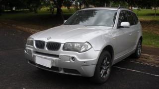 Veículo: BMW - X3 - Family 2.5 em Ribeirão Preto