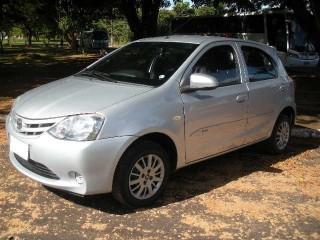 Veículo: Toyota - Etios - X 1.3 em Ribeirão Preto