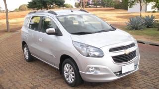 Veículo: Chevrolet (GM) - Spin - LTZ 1.8 em Ribeirão Preto
