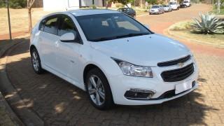 Veículo: Chevrolet (GM) - Cruze - Sport6 LT 1.8 em Ribeirão Preto