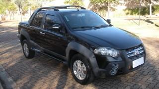 Veículo: Fiat - Strada - Adventure CD 1.8 em Ribeirão Preto