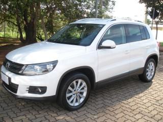 Veículo: Volkswagen - Tiguan - 2.0 TSI em Ribeirão Preto