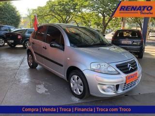 Veículo: Citroen - C3 - 1.4 I GLX 8V FLEX 4P MANUAL em Ribeirão Preto