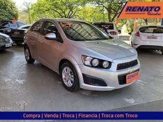 Veículo: Chevrolet (GM) - Sonic - 1.6 LT SEDAN 16V FLEX 4P AUTOMÁTICO em Ribeirão Preto