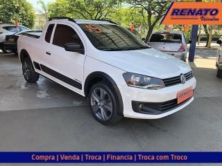 Veículo: Volkswagen - Saveiro - 1.6 MI TRENDLINE CE 8V FLEX 2P MANUAL em Ribeirão Preto
