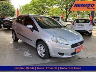 Veículo: Fiat - Punto - 1.4 8V FLEX 4P MANUAL em Ribeirão Preto