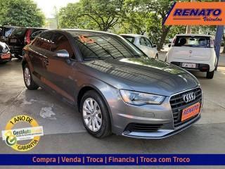 Veículo: Audi - A3 - 1.4 TFSI SEDAN AMBIENTE 16V GASOLINA 4P S-TRONIC em Ribeirão Preto