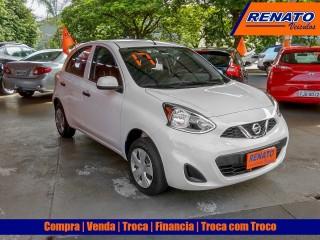 Veículo: Nissan - March - 1.0 S 12V FLEX 4P MANUAL em Ribeirão Preto