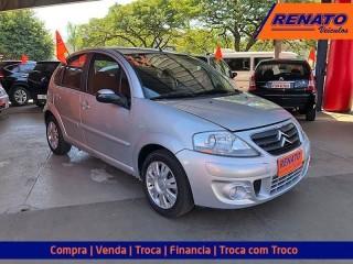 Veículo: Citroen - C3 - 1.4 I EXCLUSIVE 8V FLEX 4P MANUAL em Ribeirão Preto