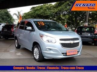 Veículo: Chevrolet (GM) - Spin - 1.8 LT 8V FLEX 4P AUTOMÁTICO em Ribeirão Preto