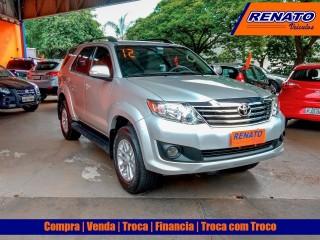 Veículo: Toyota - Hilux - 2.7 SR 4X2 16V FLEX 4P AUTOMÁTICO em Ribeirão Preto