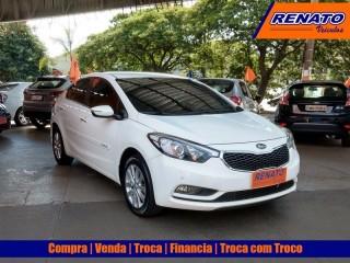Veículo: Kia - Cerato - 1.6 SX 16V FLEX 4P AUTOMÁTICO em Ribeirão Preto