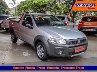 Veículo: Fiat - Strada - 1.4 MPI HARD WORKING CS 8V FLEX 2P MANUAL em Ribeirão Preto
