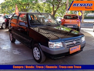 Veículo: Fiat - Uno - 1.0 MPI MILLE FIRE ECONOMY 8V FLEX 2P MANUAL em Ribeirão Preto