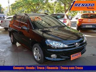 Veículo: Peugeot - 206 - 1.6 FELINE SW 16V FLEX 4P AUTOMÁTICO em Ribeirão Preto