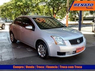 Veículo: Nissan - Sentra - 2.0 16V GASOLINA 4P MANUAL em Ribeirão Preto