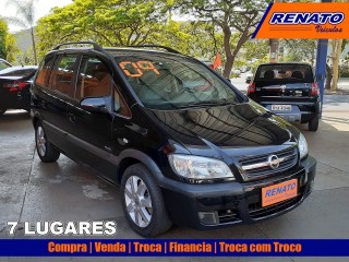 Veículo: Chevrolet (GM) - Zafira - 2.0 MPFI ELITE 8V FLEX 4P AUTOMÁTICO em Ribeirão Preto