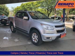 Veículo: Chevrolet (GM) - S-10 - 2.8 LTZ 4X2 CD 16V TURBO DIESEL 4P AUTOMÁTICO em Ribeirão Preto