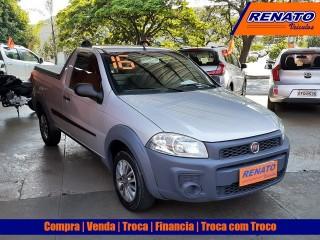 Veículo: Fiat - Strada - 1.4 MPI WORKING CS 8V FLEX 2P MANUAL em Ribeirão Preto