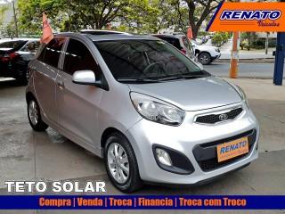 Veículo: Kia - Picanto - 1.0 EX 12V FLEX 4P MANUAL em Ribeirão Preto