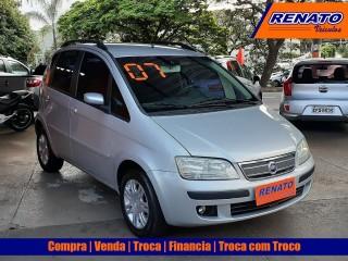 Veículo: Fiat - Idea - 1.4 MPI ELX 8V FLEX 4P MANUAL em Ribeirão Preto