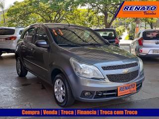 Veículo: Chevrolet (GM) - Agile - 1.4 MPFI LTZ 8V FLEX 4P MANUAL em Ribeirão Preto