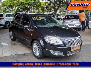 Veículo: Fiat - Linea - 1.9 MPI ABSOLUTE 16V FLEX 4P AUTOMATIZADO em Ribeirão Preto