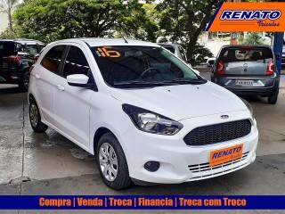 Veículo: Ford - Ka - 1.0 SE PLUS 12V FLEX 4P MANUAL em Ribeirão Preto