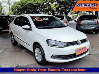Veículo: Volkswagen - Voyage - 1.6 MI COMFORTLINE 8V FLEX 4P MANUAL em Ribeirão Preto