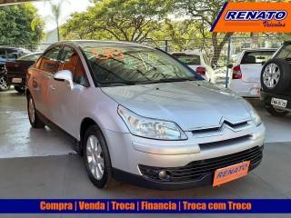 Veículo: Citroen - C4 - 2.0 EXCLUSIVE PALLAS 16V GASOLINA 4P MANUAL em Ribeirão Preto