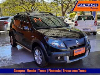 Veículo: Renault - Sandero - 1.6 STEPWAY 16V FLEX 4P AUTOMÁTICO em Ribeirão Preto