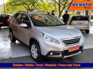 Veículo: Peugeot - 2008 - 1.6 16V FLEX ALLURE 4P AUTOMÁTICO em Ribeirão Preto