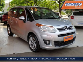 Veículo: Citroen - C3 Picasso - 1.5 FLEX GLX MANUAL em Ribeirão Preto