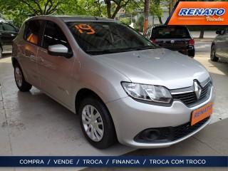 Veículo: Renault - Sandero - 1.6 16V SCE FLEX EXPRESSION MANUAL em Ribeirão Preto