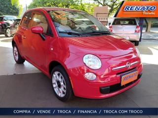 Veículo: Fiat - 500 - 1.4 CULT 8V FLEX 2P MANUAL em Ribeirão Preto