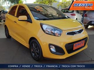 Veículo: Kia - Picanto - 1.0 EX 12V FLEX 4P AUTOMÁTICO em Ribeirão Preto