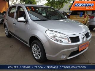 Veículo: Renault - Sandero - 1.0 EXPRESSION 16V FLEX 4P MANUAL em Ribeirão Preto
