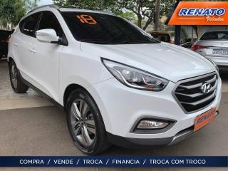 Veículo: Hyundai - IX 35 - 2.0 MPFI GL 16V FLEX 4P AUTOMÁTICO em Ribeirão Preto