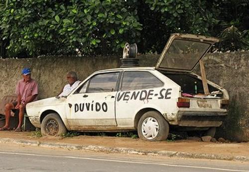 dicas vender carro usado