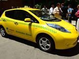 Táxis Elétricos da Nissan completam um ano e evitam a emissão de 75 toneladas de CO2 na atmosfera