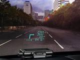 Novo GPS da Garmin projeta os mapas no para-brisa do carro