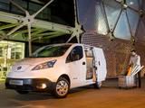 Veículo comercial 100% elétrico começa a ser produzido pela Nissan