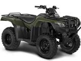 Quadriciclo Honda TRX 420 Fourtrax com novo design
