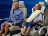 Ford desenvolve cinto de segurança inflável
